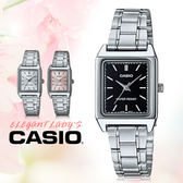 CASIO手錶專賣店 卡西歐  LTP-V007D-1E 女錶 指針錶 不銹鋼錶帶 礦物玻璃