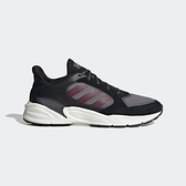 Adidas Neo 90s Valasion [EE9900] 男鞋 運動 休閒 經典 避震 柔軟 舒適 黑 酒紅