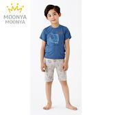 Moonya Moonya 莫代爾三角恐龍男孩套裝