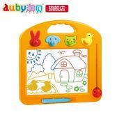 兒童畫板 兒童畫板磁性寫字板寶寶繪畫畫板1-3歲小孩玩具彩色涂鴉板 潮先生 igo