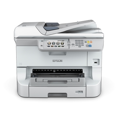 EPSON WorkForce WF-8591省彩印A3高速商用微噴複合機