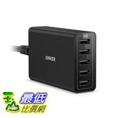 [106美國直購] Anker AK-A2124111 充電集線器 40W/8A 5-Port USB Charger PowerPort 5, Multi-Port USB Charger