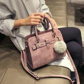(交換禮物)包包2019秋季新款女包百搭手提包時尚休閒韓版小方包單肩包斜挎包