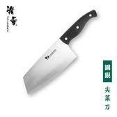 精華鋼銳尖菜刀                                           【愛買】