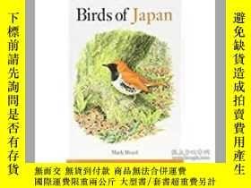 二手書博民逛書店Birds罕見of JapanY26437 Mark Brazi