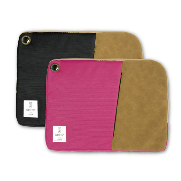 【Nifteen】13吋多層收納包/筆電包/電腦包/平板包─Swivel