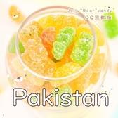 巴基斯坦 Jelly Bear QQ熊軟糖 250g【櫻桃飾品】【32233】