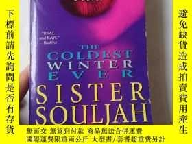 二手書博民逛書店The罕見coldest winter everY206777
