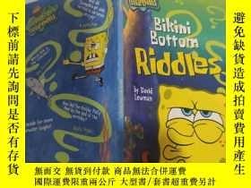 二手書博民逛書店bikini罕見Bottom riddles 比基尼泳褲Y200392