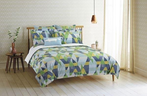Scion Axis  艾克斯 純棉雙人床包四件組