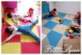【40片裝】泡沫地墊拼圖地毯加厚鋪地板墊子兒童爬行墊拼接爬爬墊 igo 范思蓮恩