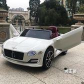 (萬聖節鉅惠)玩具車遙控車兒童電動車四輪搖擺可坐小孩汽車遙控童車寶寶玩具車可坐人XW