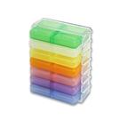 彩色藥品管理收納盒-7天