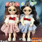 婚紗小魔仙芭比娃娃17厘米小公主換套裝衣服可愛兒童玩具女孩禮物 創意家居