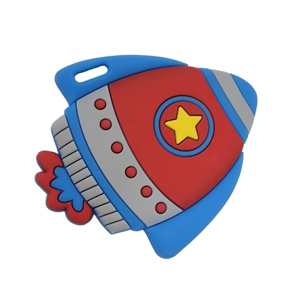 【愛吾兒】美國 SiLLi CHeWS  火箭咬牙器  固齒器 美國設計 3個月以上適用