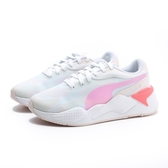 PUMA RS-X3 PLAS_TECH WN'S 白 粉 亮橘 透視 休閒鞋 女 (布魯克林) 37164001