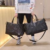 健身包女包健身潮短途旅行包輕便簡約行李包
