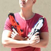 兒童手動軟彈槍 手槍玩具槍安全可發射子彈軟彈 禮物jy【店慶八折特惠一天】