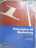 【書寶二手書T9/大學商學_EZI】Principles of Marketing_Armstrong, Kotler