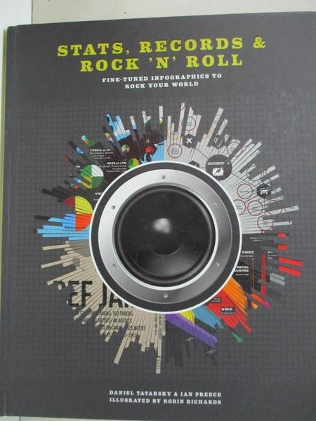 【書寶二手書T1/音樂_D6U】Stats, Records & Rock 'n' Roll: Fine-tuned…