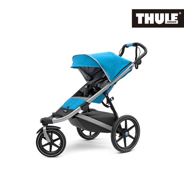 THULE-Urban Glide2單人三輪嬰兒手推車(藍色)