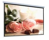 [卡瑪斯投影機銀幕] 120吋4:3 電動式投影布幕250×191 cm席白投影幕 二年原廠保固 含稅含運