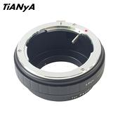 又敗家Tianya天涯鏡頭轉接環Pentax賓得士DA-M43鏡頭轉接環(DA鏡轉成M43)DA轉M4/3 DA轉M43