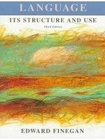 二手書博民逛書店《Language: Its Structure and Use