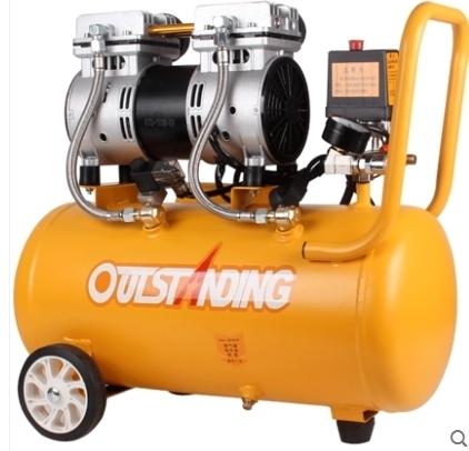 奧突斯氣泵空壓機小型高壓220v空氣壓縮機木工噴漆10公斤工業級 漫步雲端