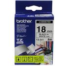 【奇奇文具】BROTHER TZe-241白底黑字18mmx8M標籤帶