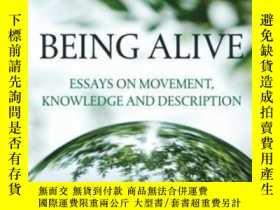 二手書博民逛書店Being罕見AliveY362136 Tim Ingold Routledge, 2011 ISBN:978