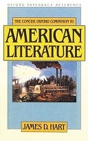 二手書博民逛書店 《The Concise Oxford Companion to American Literature》 R2Y ISBN:0195047710