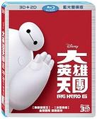 【停看聽音響唱片】【BD】大英雄天團3D+2D 雙碟版
