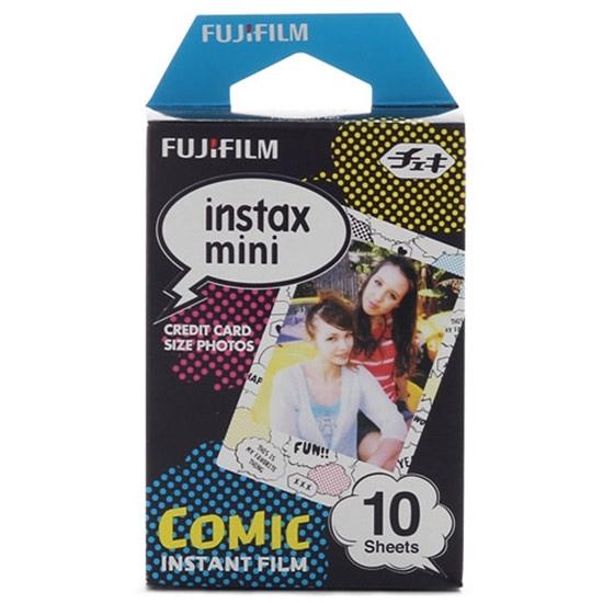 FUJIFILM Instax Mini 拍立得底片 美式漫畫 comic 底片 mini 90/8/7s/25/50/SP1