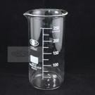 高型玻璃燒杯250ml 實驗燒杯 玻璃杯...