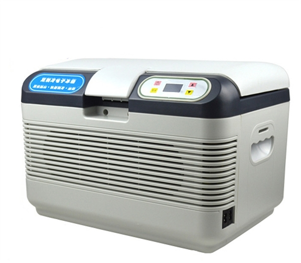 車載冰箱2-8度胰島素冷藏箱恒溫迷你冰箱小型家用干擾素疫苗恒溫 WW mks