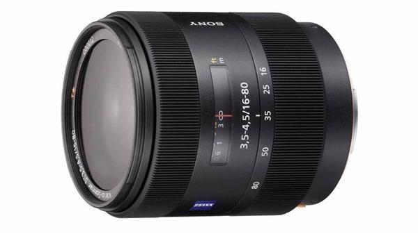 SONY 卡爾蔡司16-80mm T* F3.5-4.5 數位單眼相機鏡頭 SAL1680Z