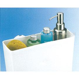派樂 強力吸盤衛浴收納盒/角落架(方形款or平台款) 吸盤收納 浴室架 衛浴收納二選一