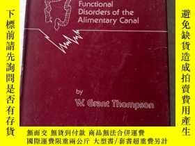 二手書博民逛書店the罕見irritable gut:functionaal disorders of the Y447092