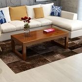 簡約現代茶幾實木客廳個性創意茶幾時尚簡易小桌子小戶型茶桌日式 至簡元素