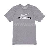 Nike 短袖T恤 M Volleyball Tee 灰 白 黑 男款 短T 排球 運動休閒 【ACS】 561416091V-B10