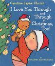 聖誕節繪本--Caroline Jayne Church 作品