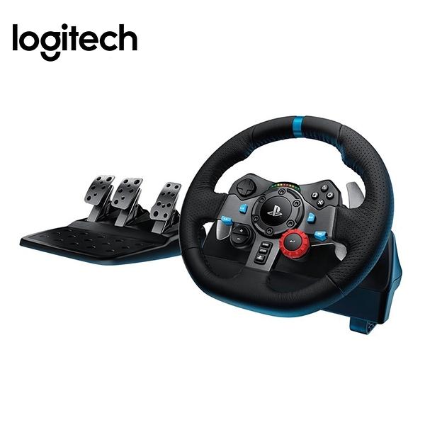 羅技 Logitech G29 DRIVING FORCE 賽車方向盤 [富廉網]