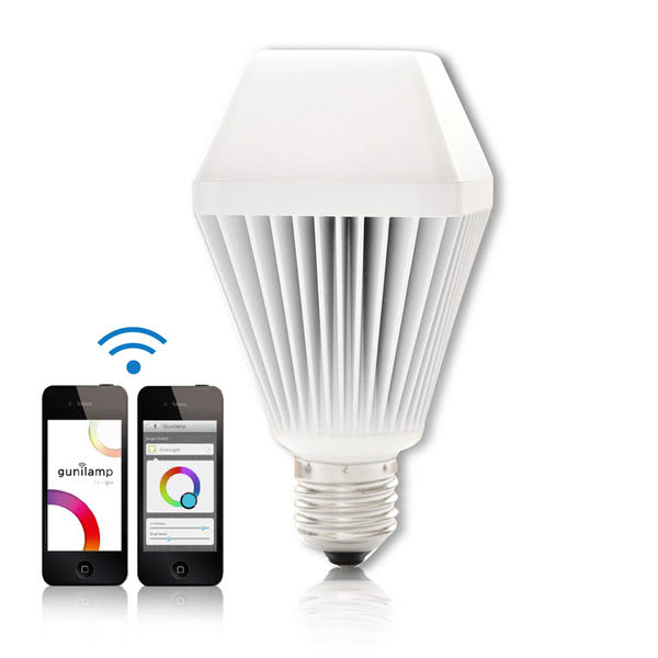 限時特價↘788元Gunilamp Lantern天燈造型LED藍牙情境燈泡