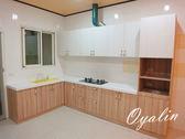 【歐雅系統家具】多功能廚具吊櫃 樸實自然之感