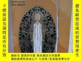 二手書博民逛書店波德萊爾,查爾斯作品《惡之花》大量瑪吉·莫尼爾水彩畫,罕見192
