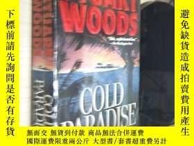二手書博民逛書店Cold罕見Paradise6583 Stuart Woods