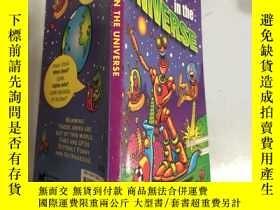 二手書博民逛書店the罕見best jokes in the universe:世界上最好的笑話,Y200392 不祥 不祥