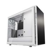 Fractal Design Define R6 USB-C 極光白鋼化玻璃 產品編號:FDDEF-R6C-WT-TGC