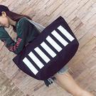 行李袋 旅行包女手提韓版短途大容量牛津布...